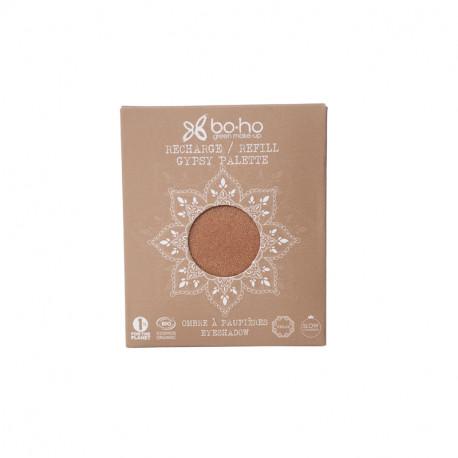 Vernis à ongles naturel rose poudré photo officielle de la marque Boho Green Make-up