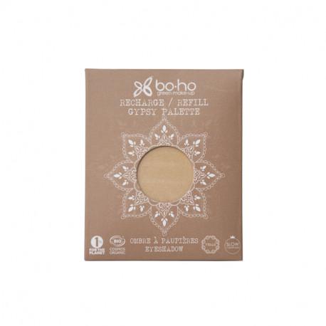 Vernis à ongles naturel nymphe photo officielle de la marque Boho Green Make-up
