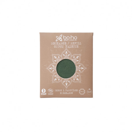 Vernis à ongles naturel plume photo officielle de la marque Boho Green Make-up