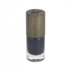Vernis à ongles vegan Boho Grey photo officielle de la marque Boho Green Make-Up