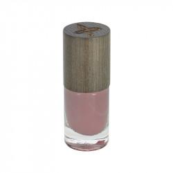Vernis à ongles vegan Rose poudré photo officielle de la marque Boho Green Make-Up