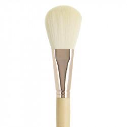 Pinceau de maquillage vegan Poudre photo officielle de la marque Boho Green Make-Up