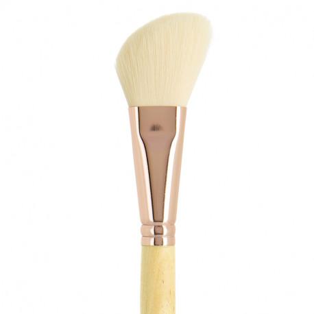 Fond de teint fluide bio beige rosé photo officielle de la marque Boho Green Make-up