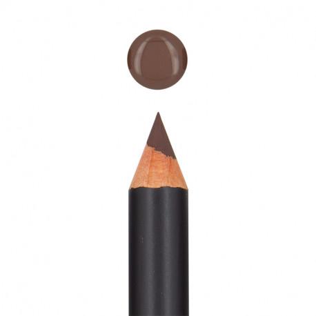 Crayon yeux et lèvres bio Brun photo officielle de la marque Boho Green Make-Up