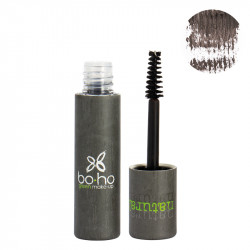 Mascara précision Marron photo officielle de la marque Boho Green Make-Up
