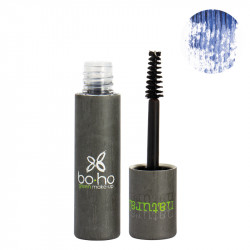 Mascara précision Bleu photo officielle de la marque Boho Green Make-Up