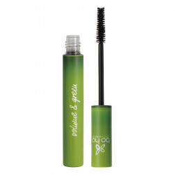 Mascara naturel volume green Noir photo officielle de la marque Boho Green Make-Up