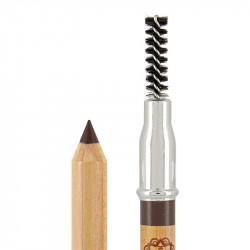 Crayon sourcils bio et vegan Brun photo officielle de la marque Boho Green Make-Up