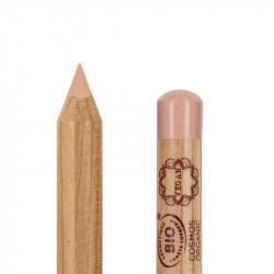 Crayon lèvres bio et vegan Beige photo officielle de la marque Boho Green Make-Up