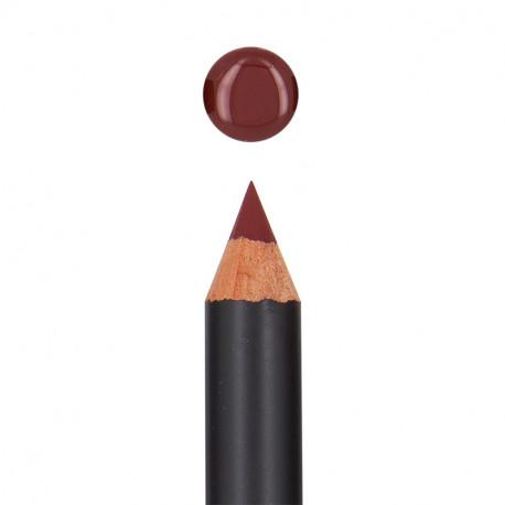 Crayon lèvres bio Carmin photo officielle de la marque Boho Green Make-Up