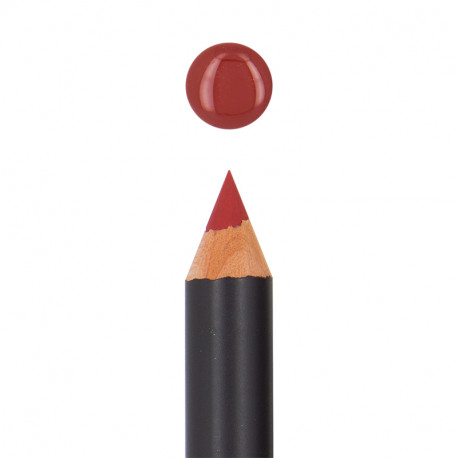 Crayon lèvres bio Rouge photo officielle de la marque Boho Green Make-Up