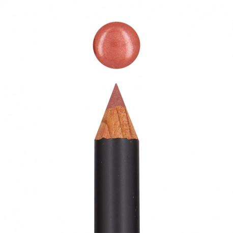 Crayon yeux et lèvres bio Beige rosé photo officielle de la marque Boho Green Make-Up