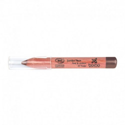Crayon jumbo yeux bio Taupe photo officielle de la marque Boho Green Make-Up