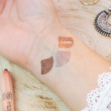 Fard à joues bio lie de vin photo officielle de la marque Boho Green Make-up