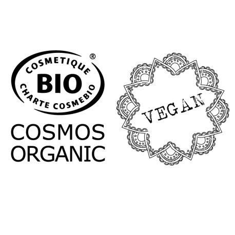 Vernis à ongles naturel corail photo officielle de la marque Boho Green Make-up